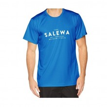 Salewa Puez Graphic Dry M T-Shirt uomo - royal blue