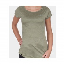 Salewa Puez Melange Dry W S/S - T-Shirt manica corta donna