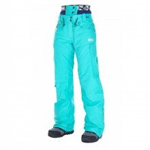 Picture Slany Pant - pantalone snowboard donna  - mint   Mancini Store