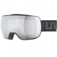 Uvex Compact FM black/silver Mirror 2018 - maschera sci | Mancini Store