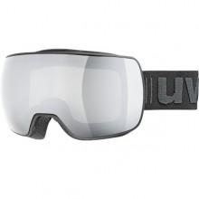 Uvex Compact FM Maschera SCi Black Silver Mirror 2018