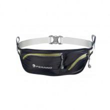 Ferrino X-Flat - marsupio ultra leggero nero | Mancini Store
