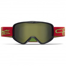 Razor L Black Red Lime Mashera Sci