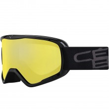 Razor L Black Yellow Maschera Sci