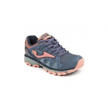 Joma Tk Shock Lady - scarpa trail running donna grigia/rosa | Mancini Store