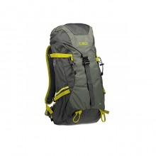 Caponord 40 BackPack Grey Yellow Zaino