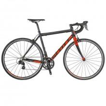 Scott Speedster 50 - bici da corsa nera/rossa | Mancini Store