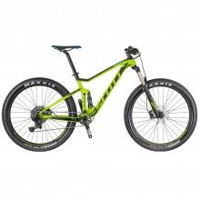 Scott Spark 740 - mountain bike full suspended verde | Mancini Store