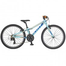 Scott Contessa Junior 24 - mountain bike forcella rigida blue | Mancini Store