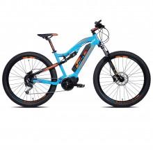 Torpado T980 Thor e-bike 27.5 blue/arancio | Mancini Store