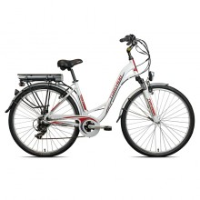 Torpado T250 Afrodite - E-Bike bianca | Mancini Store