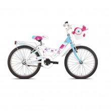 "Torpado T631 Simba 20"" Azzurro/Bianco - bici bambina 2019 | Mancini Store"