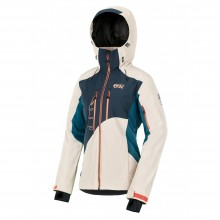 Picture Seen JKT - giacca snowboard donna beige   Mancini Store