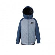Burton Boys Game Day Jacket Tril/Modigo - giacca snowboard bambino | Mancini Store