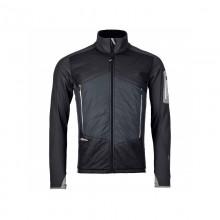 Ortovox Swisswool Piz Roseg  nera - giacca montagna uomo | Mancini Store