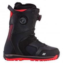 K2 Thraxis Black - scarponi snowboard uomo | Mancini Store