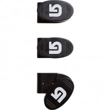 Board Wall Mounts Black Supporto Parete Snowboard