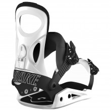 Drake King bianchi - attacchi snowboard | Mancini Store