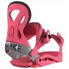 Drake Jade pink - attacchi snowboard donna | Mancini Store