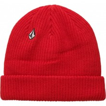 Volcom Sweet Beanie Cappello Snowboard Red 6108e429c38f