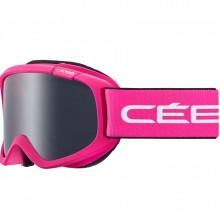 Cébé Jerry 2 pink/bianca - maschera sci bambino | Mancini store