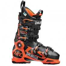 Dalbello DS 120 MS  Black/Orange - scarponi da sci uomo | Mancini Store