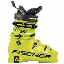 Fischer RC4 Podium 90 gialli - scarponi da sci bambino | Mancini Store