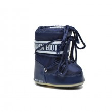 Moon Boot Mini Nylon Blue