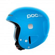 Poc Pocito Skull blue fluorescente - casco sci bambino | Mancini Store