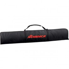 Promo Ski Bag Sacca Portasci Black Red