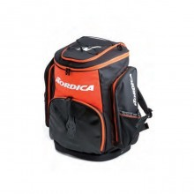 Race XL Gear Pack Dobermann Zaino Black Red