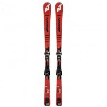 Nordica Dobberman Spitfire Pro Fdt + TPX 12 Red Black | Mancini Store
