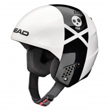 Stivot Rebel Casco Sci Black White