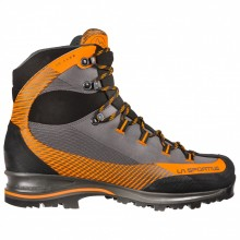 La Sportiva Trango TRK Leather GTX Carbon Pumpkin - scarponi trekking ea061e0d8f3