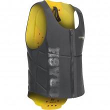 Ballistic Vest Man Protezione Sci Bambino Unisex Yellow