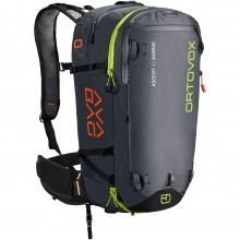 Ortovox Ascent 40 avabag nero | Mancini Store