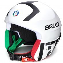 Vulcano Fis 6.8 JR Casco Sci Gara Bambino White Black