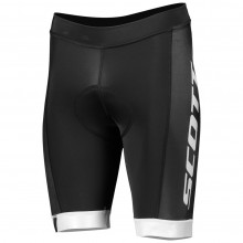 Shorts Man RC Team++ Black White Pantaloncino Uomo MTB