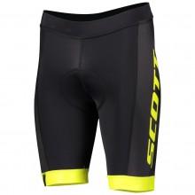 Scott RC Team++ neri/gialli - pantaloncini MTB uomo | Mancini Store