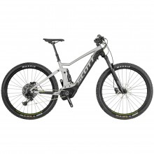 Scott Strike eRide 930 Grey Black E-Bike 2019 | Mancini Store