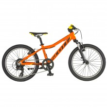 Scott Scale 20 Orange Black Bicicletta MTB Bambino 2019