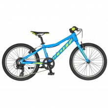 Scott Scale 20 Rigid Fork Blue Bicicletta MTB Bambino 2019