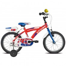 Torpado T675 Duffy 16'' rossa 2019  - bici per bambino   Mancini Store