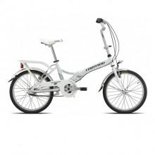 Torpado T170 Cayman bianca - bici pieghevole alluminio | Mancini Store