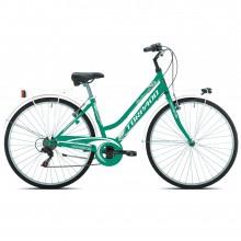 Torpado T481 Albatros verde - bicicletta donna 2019 | Mancini Store