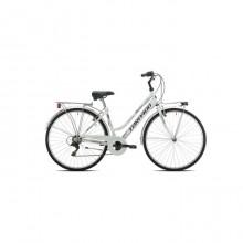 Torpado T481 Albatros bianca - bicicletta donna 2019 | Mancini Store