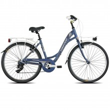 Torpado T461 Freedom blue - city bike 2019 | Mancini Store