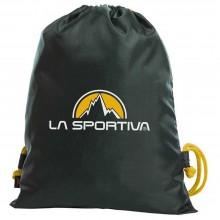 La sportiva Brand Bag nera - sacca sportiva con laccio | Mancini Store
