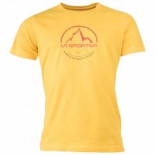 dbec49bedfc654 La Sportiva Logo Tee T-Shirt - maglia manica corta gialla. 20,00 €. La  Sportiva Logo Hoody felpa uomo estiva - nera | Mancini Store