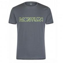 Ethnic T-Shirt Uomo Montagna Piomo 2019